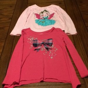Toddler Girl's Shirt Bundle Size 5T